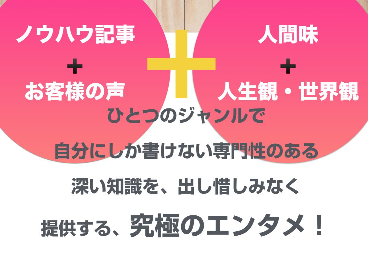おもてなしブログ®とは究極のエンタメ!