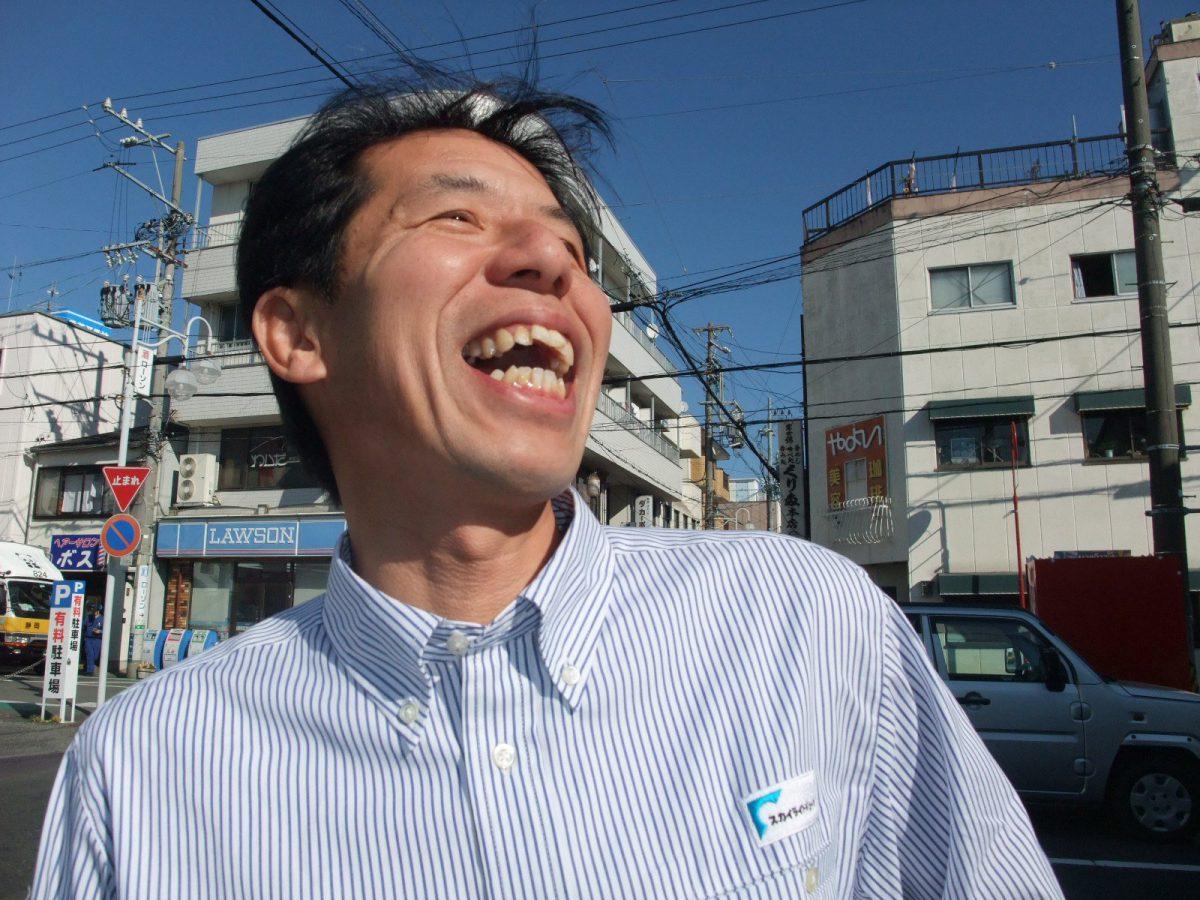 スカイライトチューブ静岡・藤井真二さん