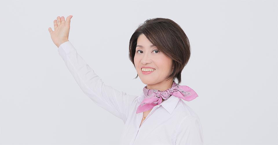 セミナーご感想「カイエダさんが徹底してお客様に『おもてなし』『フォロー』されているのが大変良く分かり共感しました」エアラインスクール未来塾代表・上野博美さん(東京都在住)