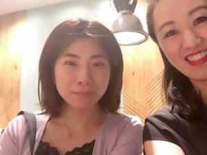 2017年6月の村重敦子さん